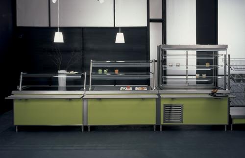 THIRODE équipements de cuisines professionnelles, froid, laverie, préparation et distribution