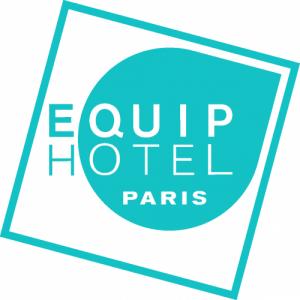 Identité visuelle du partenaire EquipHotel