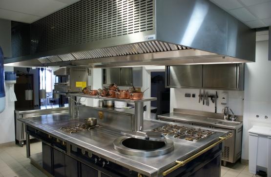 ALVENE ventilation des cuisines professionnelles