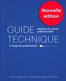 Couverture de l'ouvrage Technical Guide